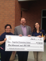 mcdonalds-mccreative-grant-for-sugarloaf-elementary